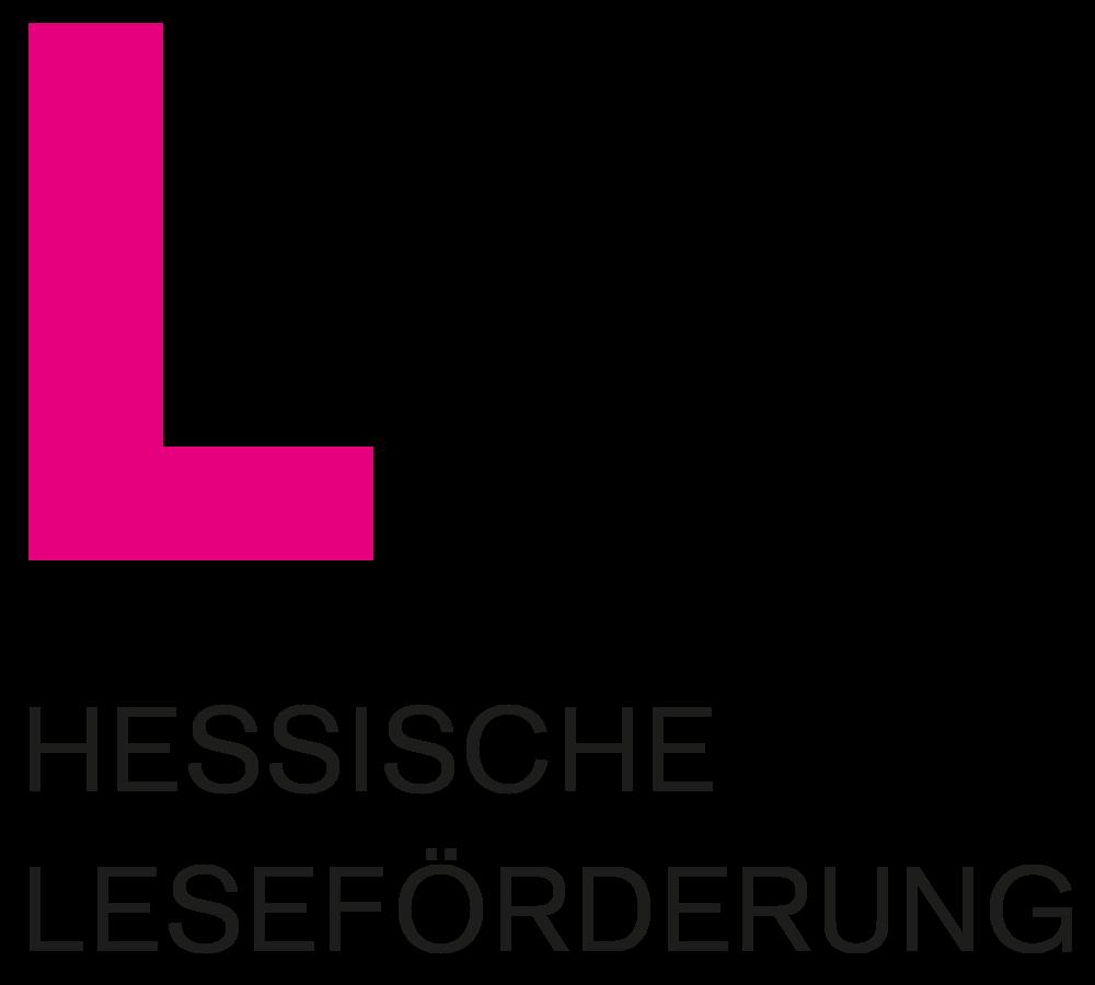Hessische Leseförderung logo